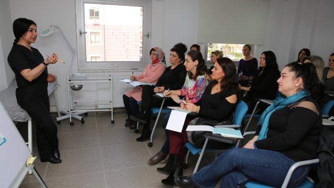 Nilüfer'de kadınlara meslek kursu