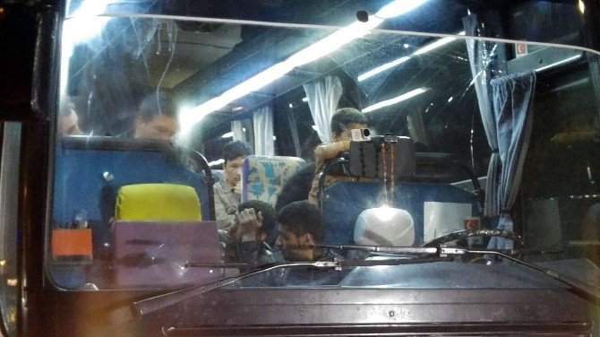 56 Afgan Mülteci Bursa'da Yakalandı