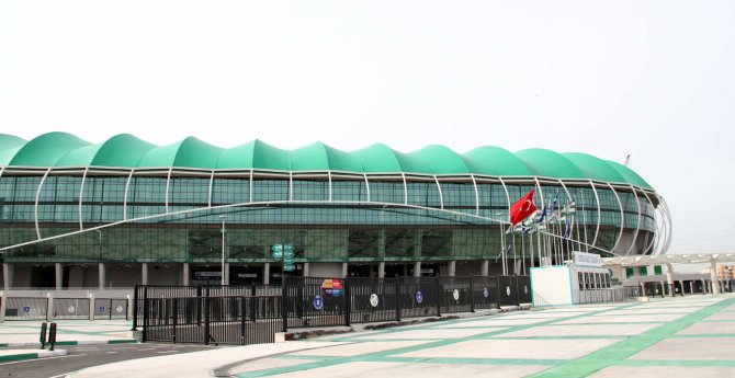 Bursaspor'un 30 yıllık arşivi yeni statta yer bekliyor
