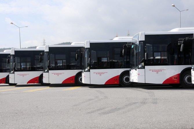 ESHOT'a 100 körüklü otobüs daha alınacak