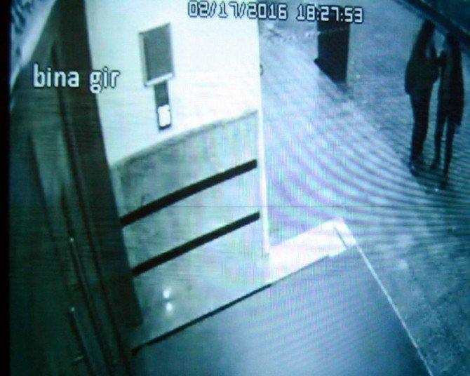 Cansel'in Son Anları Güvenlik Kamerasında