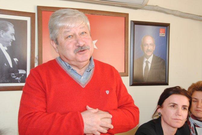 CHP'li Akaydın: İktidar, kin ve hakareti toplum dili haline getirdi