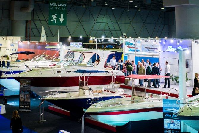 Avrasya Boat Show, denizde yapılacak