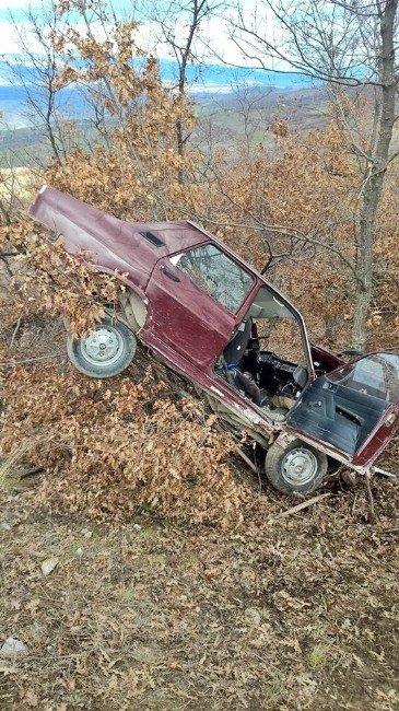 Çorum'da Trafik Kazası: 1 Ölü, 1 Yaralı