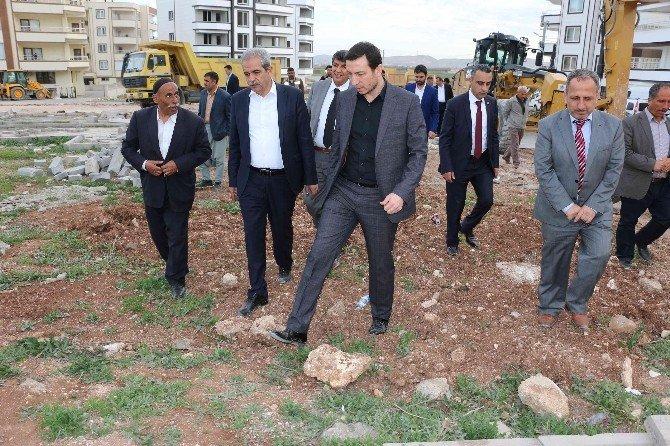 Haliliye Belediye Başkanı Fevzi Demirkol,