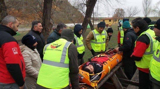 Dorlion Arama Kurtarma Ekibi Hafta Sonunda Kamp Yaptı