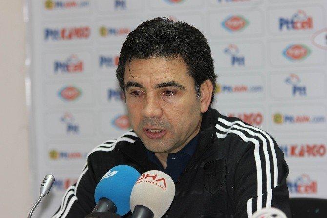 Gaziantep Büyükşehir Belediyespor - Adana Demirspor Maçının Ardından