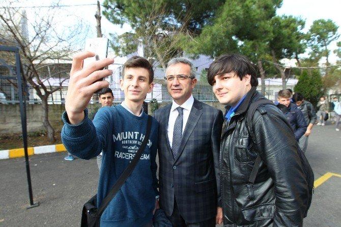 Başkan Köşker Gençlerle Bir Araya Geldi