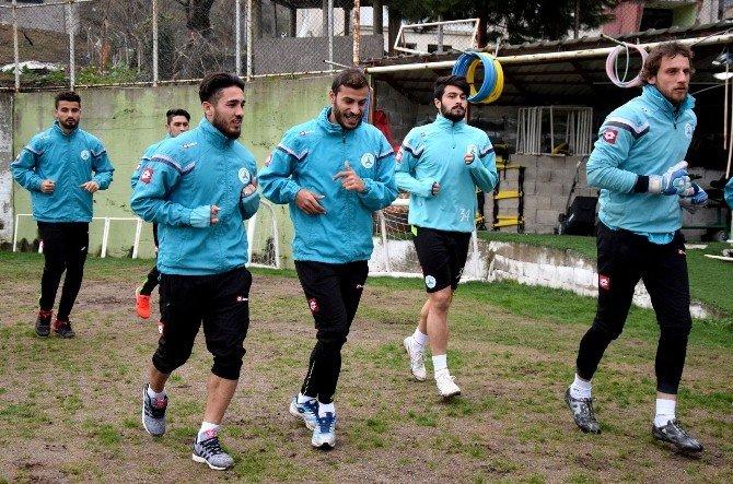 Giresunspor'da Denizlispor Maçı Hazırlıkları Başladı