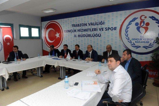 Trabzon'da Özel Beden Eğitimi Ve Spor Tesisleri Denetimden Geçti
