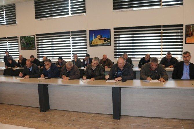 4857 Sayılı İş Kanununa Tabi Personelin Pozisyon Değişikliği Sınavları Yapıldı