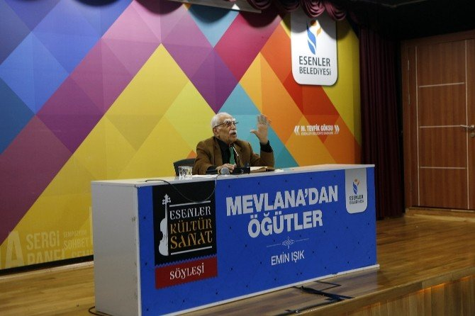 """Prof. Dr. Emin Işık: """"Her Milletin Bu Kadar Evliyası Yoktur"""""""