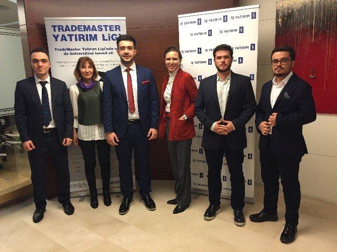 Iv. Trademaster Yatırım Ligi Sonuçlandı