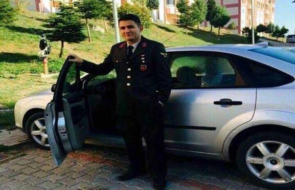 Kahramanmaraşlı Astsubay Trafik Kazasında Şehit Oldu