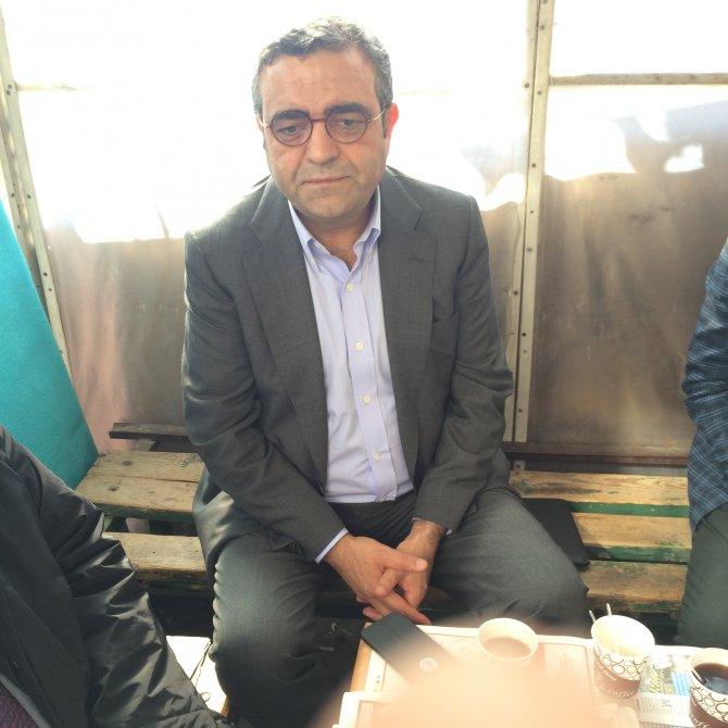 CHP'li Tanrıkulu'nun 30 yıllık dostu hayatını kaybetti