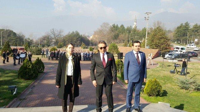 Karabük'te 27. Vergi Haftası Kutlamaları Başladı