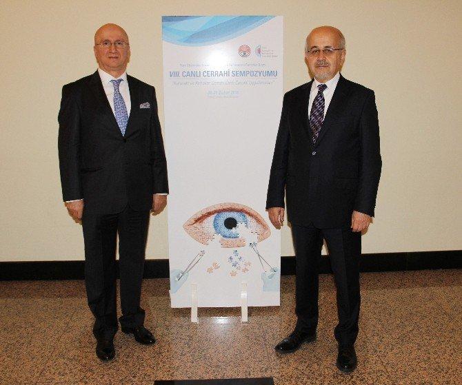 8. Canlı Cerrahi Sempozyumu İstanbul'da Yapıldı