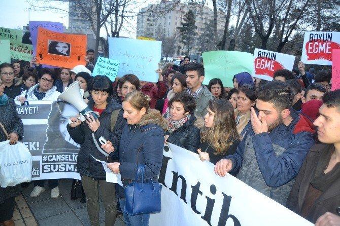 Kayseri'de Kadın Derneklerinden Cansel Buse Açıklaması