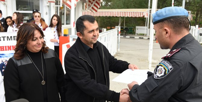 Kıbrıslı Türk izcilerden Bm Genel Sekreteri Ban'a mektup