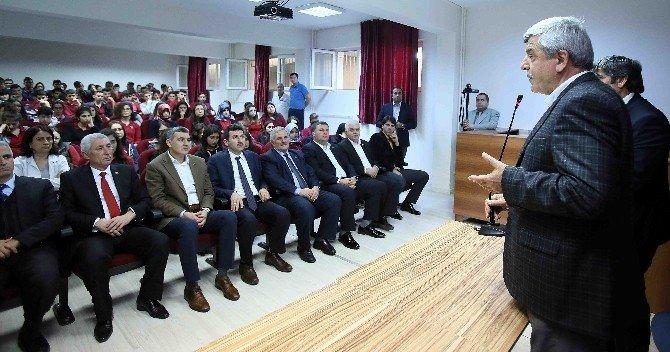 Başkan Karaosmanoğlu, ''İnanarak Çalışmak Başarının Anahtarıdır''