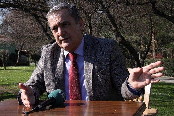 Mhk Eski Başkanı Mustafa Çulcu Ateş Püskürdü