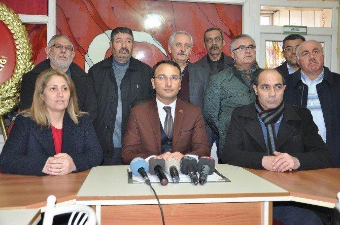 Sivas'ta MHP İl Teşkilatı Kapatıldı