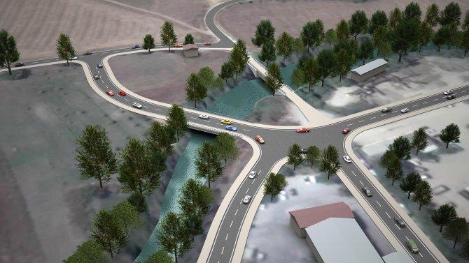 Balat Hasköy Köprüsü Mudanya'ya ulaşımı rahatlatacak
