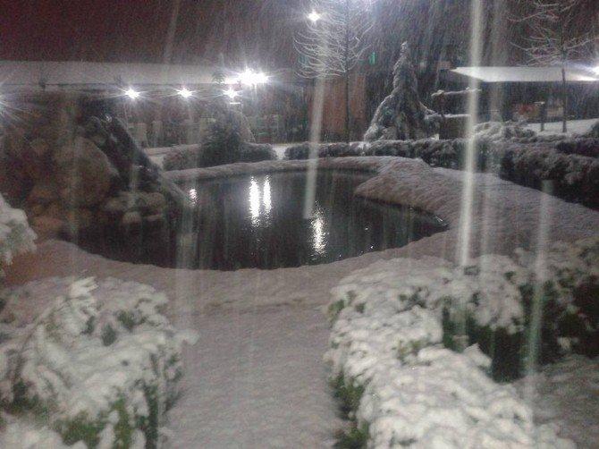 Niksar Kar Altında