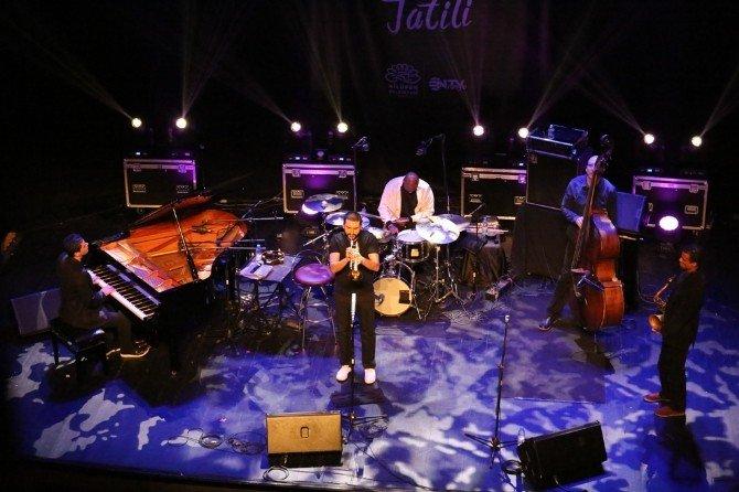İbrahim Maalouf'tan Caz Festivali'ne Muhteşem Final