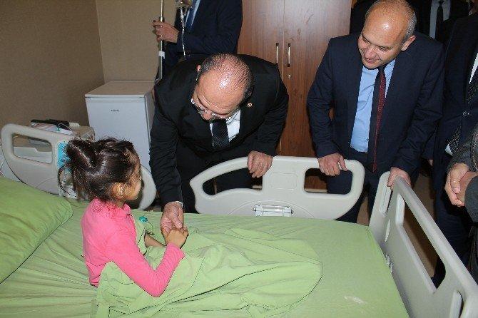 Osmaniye Milletvekili Durmuşoğlu Düziçi'nde