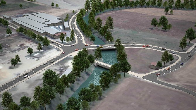 Balat Hasköy Köprüsü İle Mudanya'ya Ulaşım Rahatlayacak