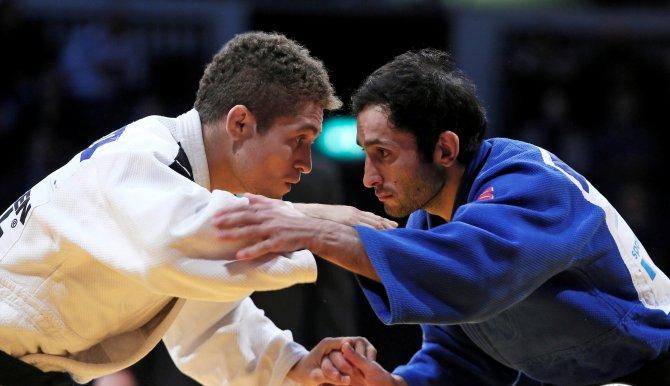 Judoda Bekir Özlü'ye Rio yolu göründü