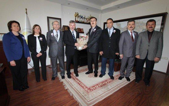 Saruhanlı'da 27. Vergi Haftası Kutlamaları Başladı