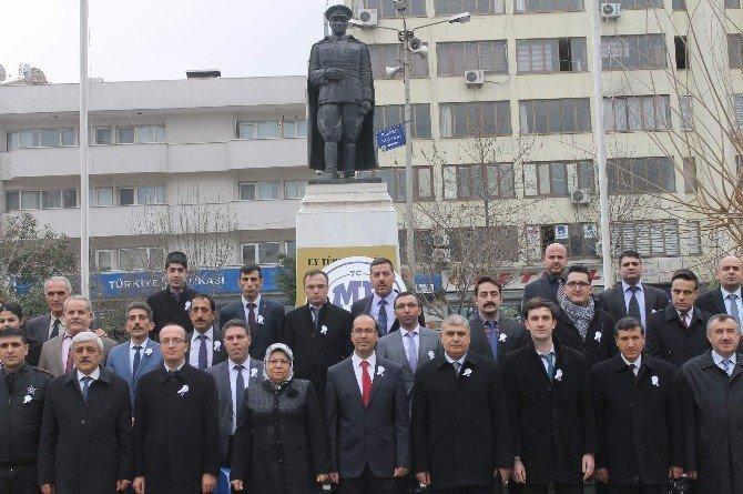 Siirt'te Vergi Haftası Kutlamaları Başladı