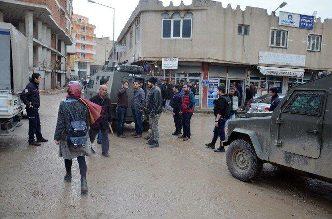 Kurtalan'da Silahlı Kavga: 2 Yaralı