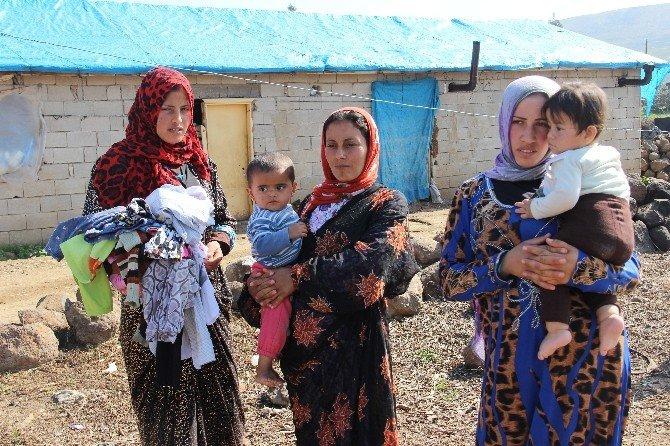 Esad Rejiminin Attığı Bombalar Evlerini Üzerlerine Yıktı!