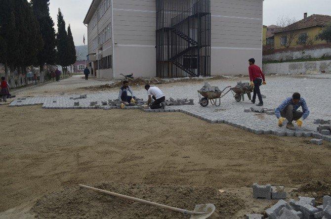 Turgutlu'daki Okulların İhtiyaçları Belediyeden