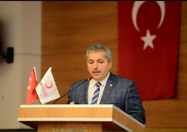 Balıkesir Türk Kızılay'ında Gündoğan Yeniden Başkan
