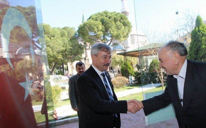 Türk Kızılay'ından Şehit Ailesine Nakdi Yardım