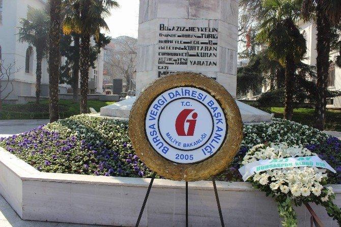 Bursa'da Vergi Haftası Kutlamaları