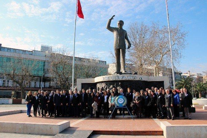Yalova'da Vergi Haftası Kutlanıyor