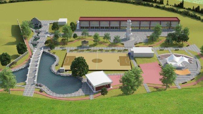 Yozgat Belediyesi 3 Mahallenin Yararlanacağı Park İnşaatına Başlıyor