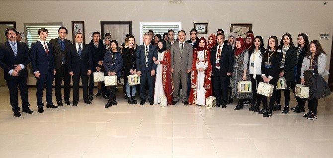 Nogay Türkleri'nden YTB' Ye Ziyaret