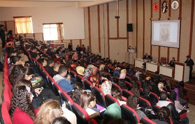 """Türkolojide Çığır Açan Bilim İnsanı, """"Kilisli Muallim Rıfat Bilge"""" Anıldı"""