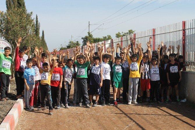 Ceyhan'da Kros Seçmeleri Yapıldı