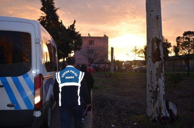Adana'da Bin 103 Çocuğa Geçici Koruma