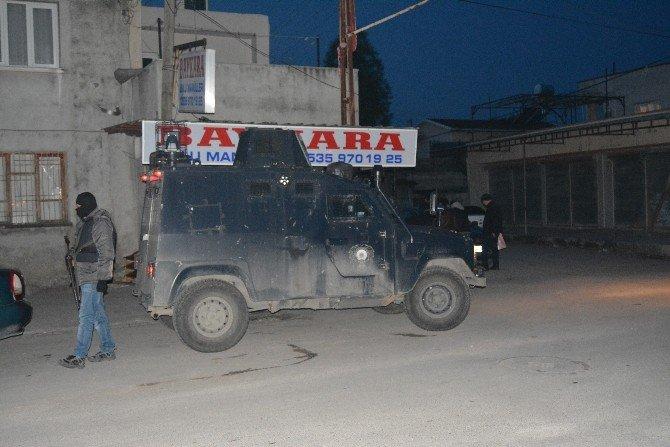 Ceyhan'da Terör Operasyonu