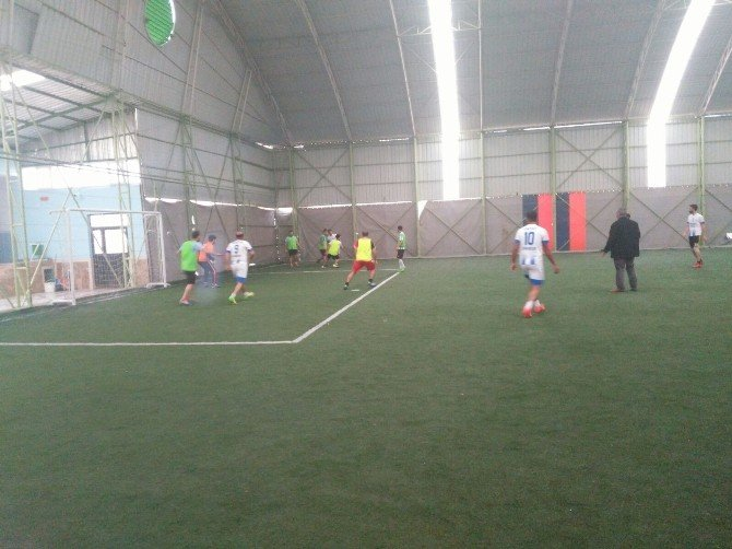 AK-der 4. Futbol Turnuvaları Başladı