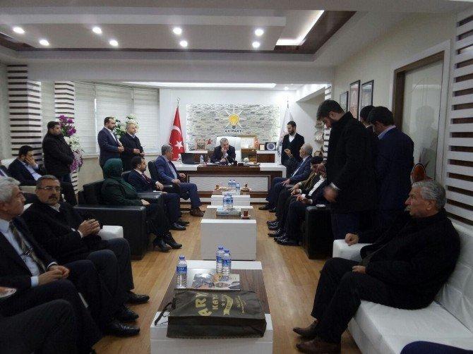 AK Parti İstanbul Milletvekili Metin Külünk'den Malatya'ya Övgü