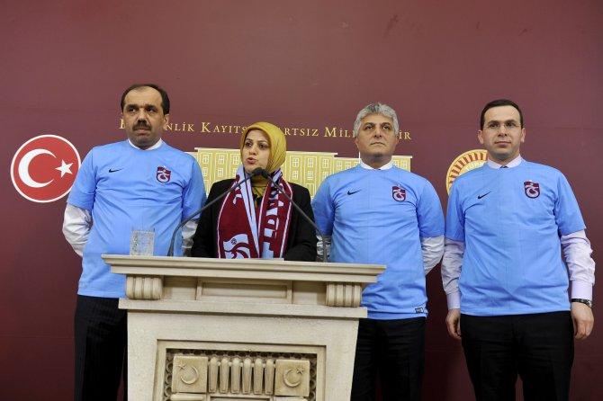 Trabzon milletvekilleri: TFF başkanı istifa etmeli